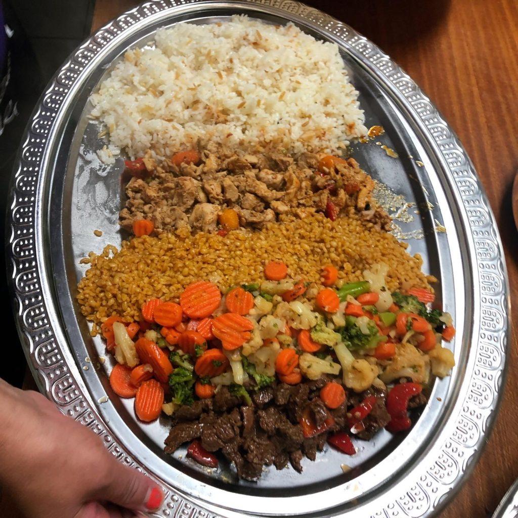 assiette mixte